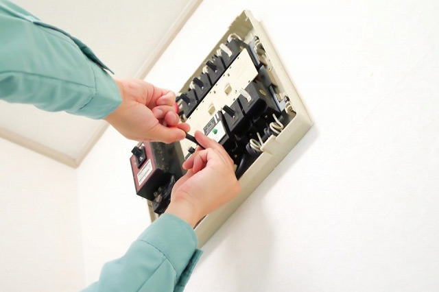 電気工事イメージ